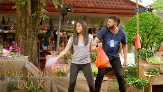 Daig Kayo Ng Lola Ko: Don't steal food, Winslet!