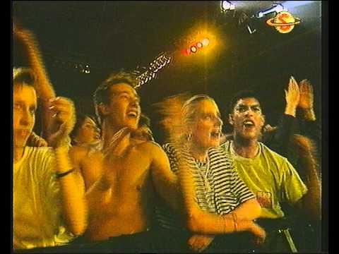 technotronic - pump up the jam (live 1991)
