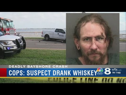 PM Tampa Bay with Ryan Gorman - Tampa Man Dead After Drunk Driving Crash on Bayshore Boulevard