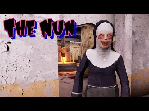 The Nun Full Gameplay