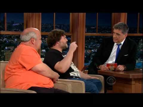 Craig Ferguson 6/28/13D Late Late Show Tenacious D
