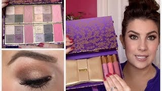 Tarte Gorgeous Getaways Palette Review