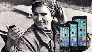 ШОК!!! 6-й Iphone был уже в СССР!!!!