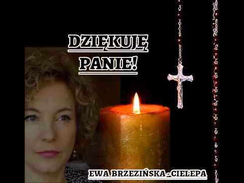 Dziękuję Panie - Ewa Brzezińska-Cielepa
