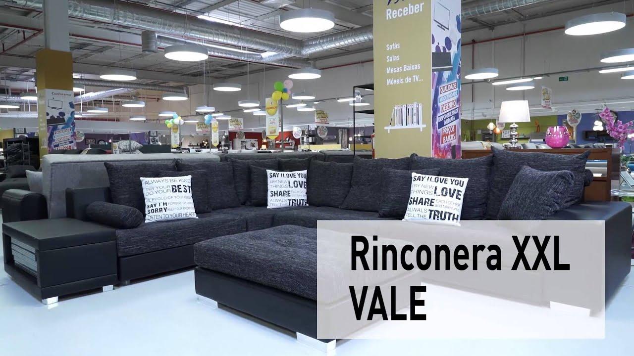 Campanha promocional de rebajas da conforama espanha for Sofa xxl conforama