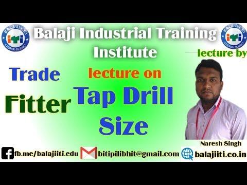 Repeat Tap Drill size कैसे ज्ञात करते है