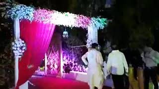 Marriage decoration gallery