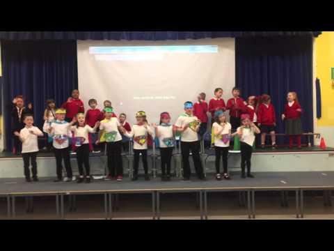 P2/3 assembly : SHANARRI song