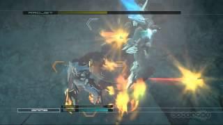 Zone of the Enders HD - Ardjet Boss Battle (Xbox 360)