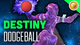 Destiny DODGEBALL - Custom Game