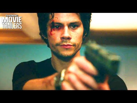 New AMERICAN ASSASSIN Restricted Trailer with Dylan O'Brien, Michael Keaton