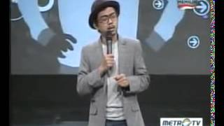 Stand Up Comedy Show Metro TV 20 Maret 2013   part 2