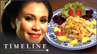 A Salad For A Princess | Cooking for the Crown (Food History Documentary) | Timeline