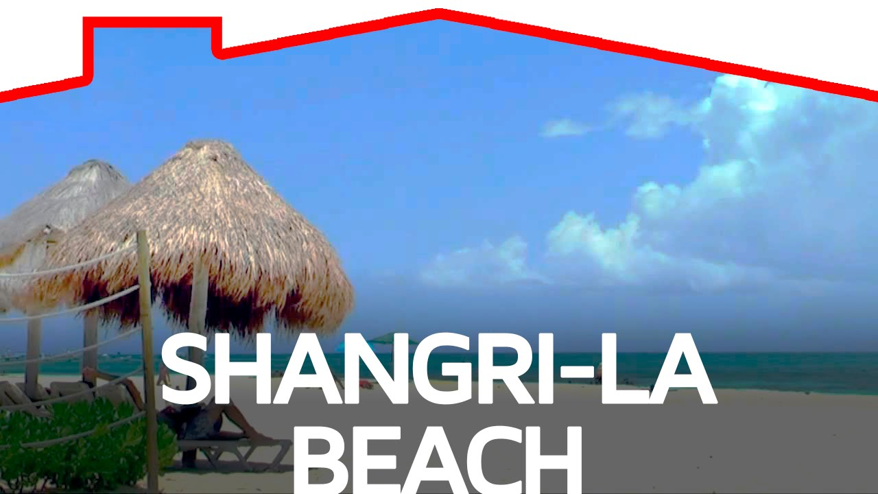 Shangri La Beach Playa Del Carmen