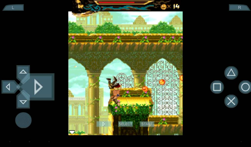 java android emulator Android 4 x prince of persia: the two thrones