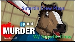 Roblox GMod Murder [Beta] New Map W/ Penguin and Bleach Being The Sheriff Part 3