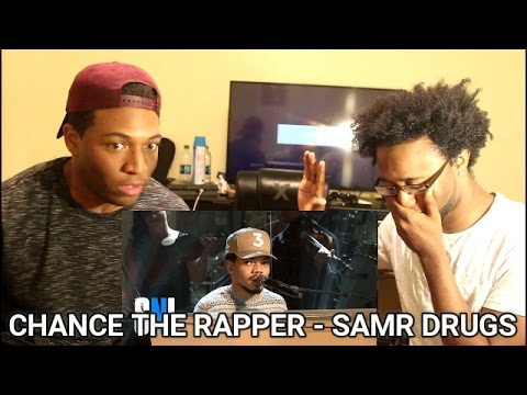 Chance the Rapper: Same Drugs - SNL (REACTION)