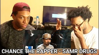 Chance The Rapper Same Drugs SNL REACTION