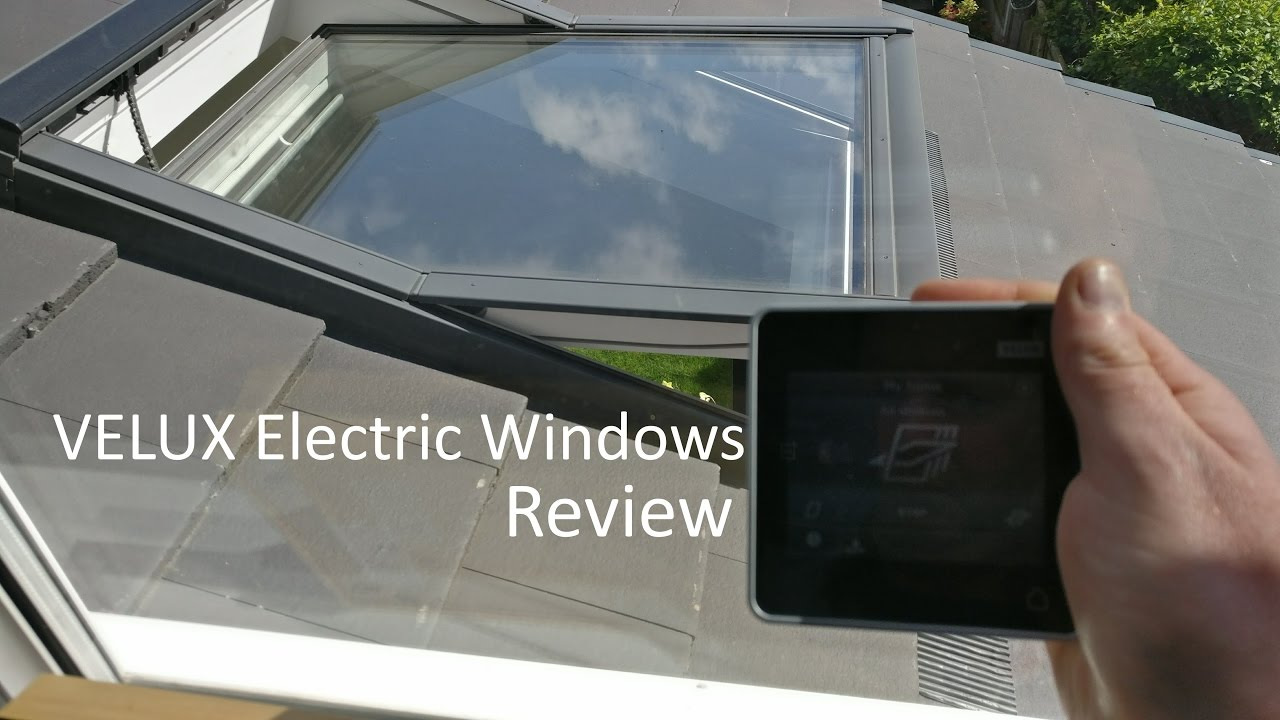 Velux Electric Window Review