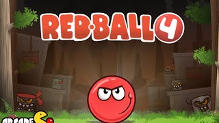 Red Ball 4 - iPhone/iPod Touch/iPad - Gameplay