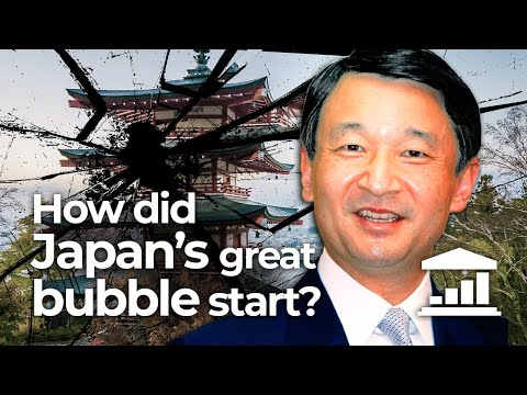 How did Japan's 🇯🇵 Great Financial Bubble 🎈 Develop and Burst 💥? - VisualPolitik EN