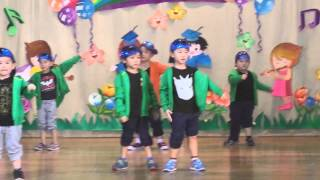 23 Nov 2013 - School graduation ceremony N2 kids performance Thumbnail