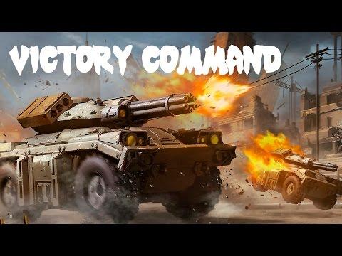видео: Обзор геймплея victory command | Первый взгляд