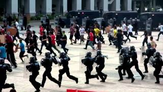 Singapore Police Force Special Operations Command Demostration - SPF Workplan Seminar 2013 [HD]