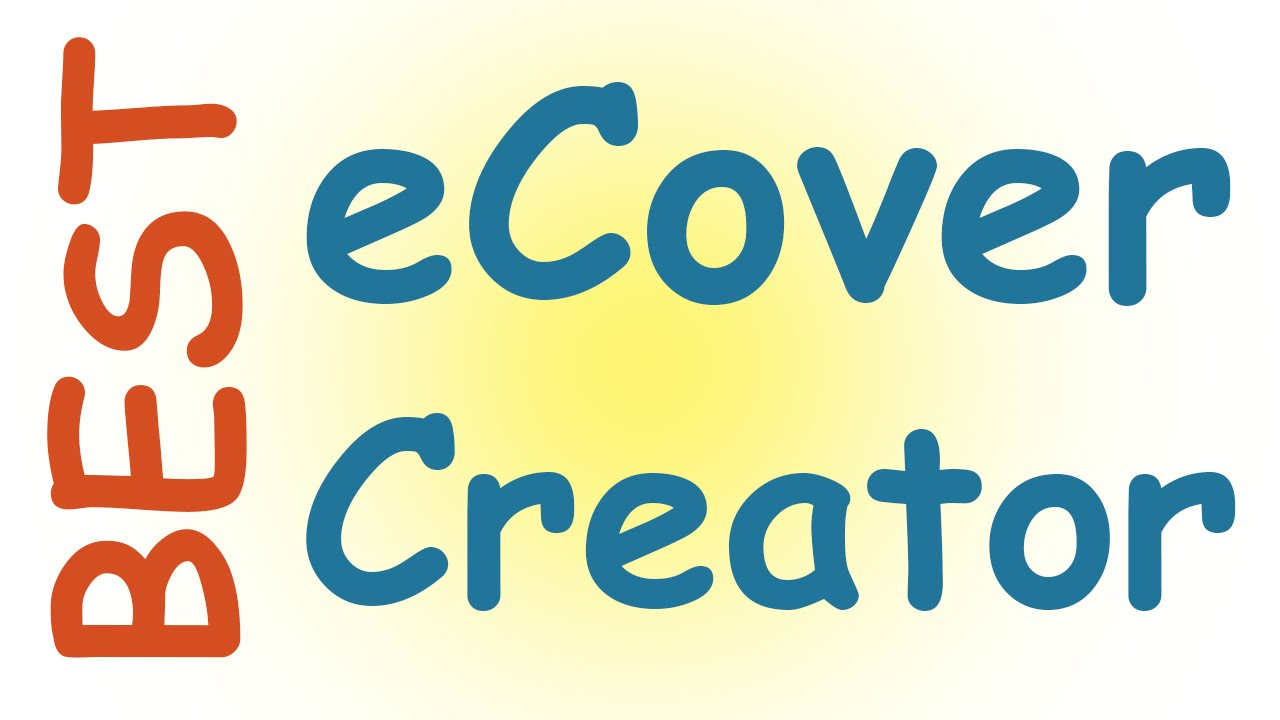 Free 3D eCover Maker: Best eBook Cover Creator Online!