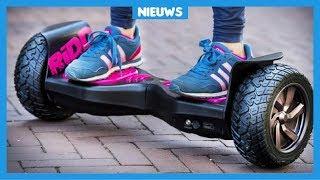 Onderzoek: hoverboards zijn gevaarlijk