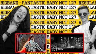 Baixar РЕАКЦИЯ РОКЕРОВ НА К-ПОП - NCT 127 엔시티 127  Regular  + BIGBANG - FANTASTIC BABY