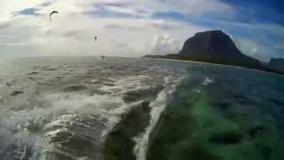 Кайтсерфинг на Маврикие. Kite Mauritius Le Mоrne 2015(, 2015-10-06T16:58:19.000Z)