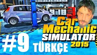 Kaporta Boya | Car Mechanic Simulator 2015 Türkçe | Bölüm 9