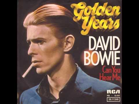 David Bowie  Golden Years