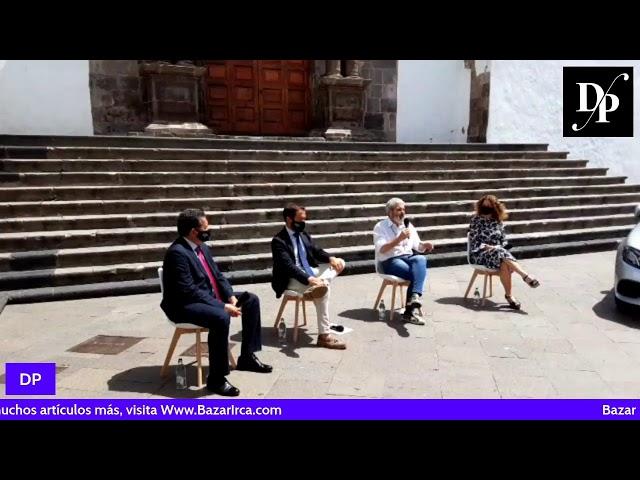 Isla Bonita Moda presenta al embajador del evento La Palma Fashion Week, Lorenzo Caprile