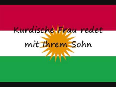 kurdische frau redet mit ihrem sohn - youtube