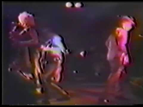 HANOI ROCKS - BOSTON MA 1984