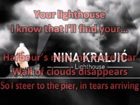Nina Kraljić - Lighthouse KARAOKE Eurovision 2016