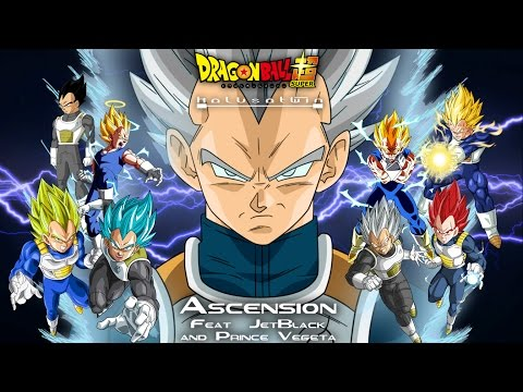 DBS: Ascension - HalusaTwin Feat JetBlack and Prince Vegeta (DBStyle)