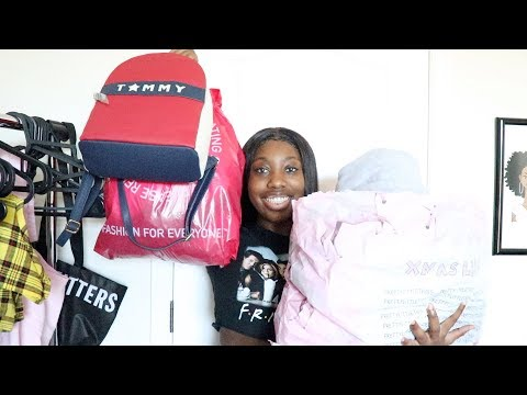 HUGE COLLECTIVE CLOTHING HAUL!! | PRETTY LITTLE THING, FOREVER21, FASHIONNOVA |