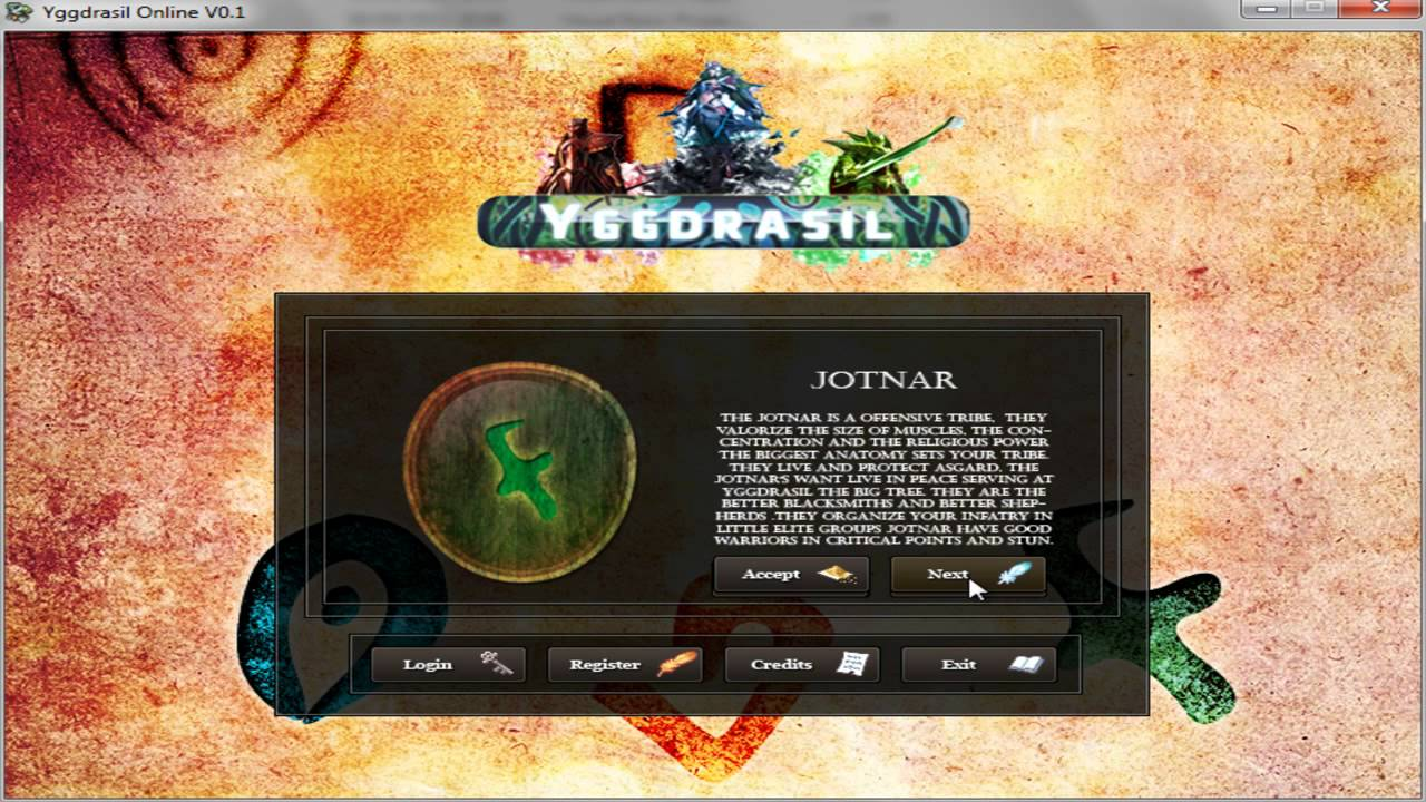 Yggdrasil Online