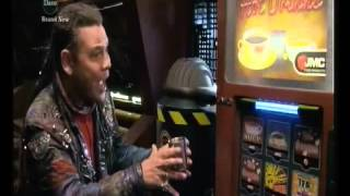 Red Dwarf X Dear Dave - Dave hitting on sexy french vending machine 23