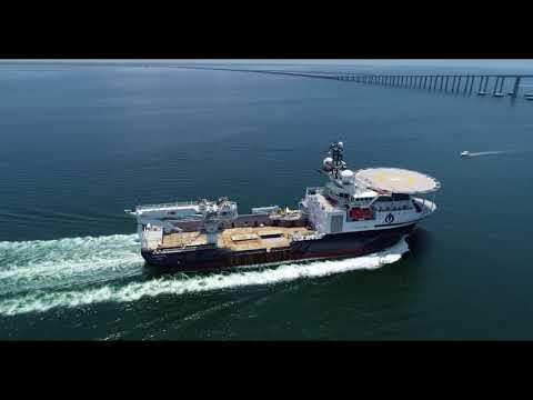 Skyway Bridge Voyage - Phantom 4 Pro V2.0
