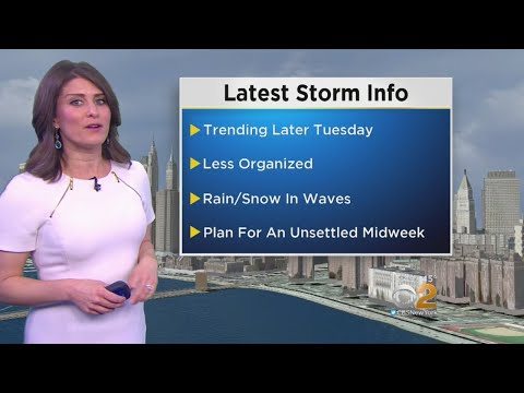 3/15 Evening Weather Forecast