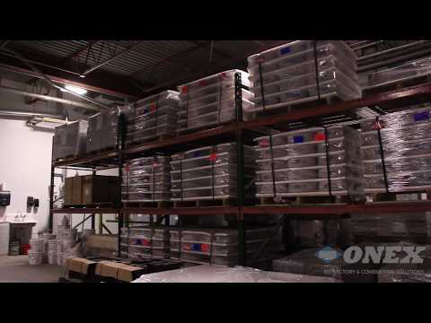 How Does Onex Promote Lean Manufacturing?