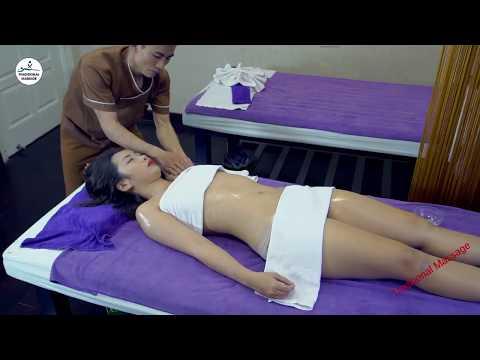 японский массаж на скрытую камеру