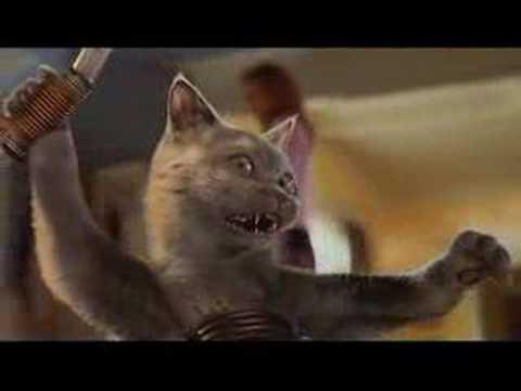Кошки против собак мультфильм 2001 кошки против собак