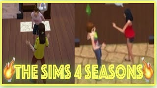 The Sims 4: Seasons // Trouble, Trouble (Part 28)