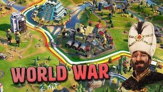 World War - Ottoman Empire [#15] - Civilization VI Gathering Storm
