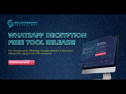 How to Decrypt WhatsApp Crypt12 Encrypted Databases & Extract Deleted Messages